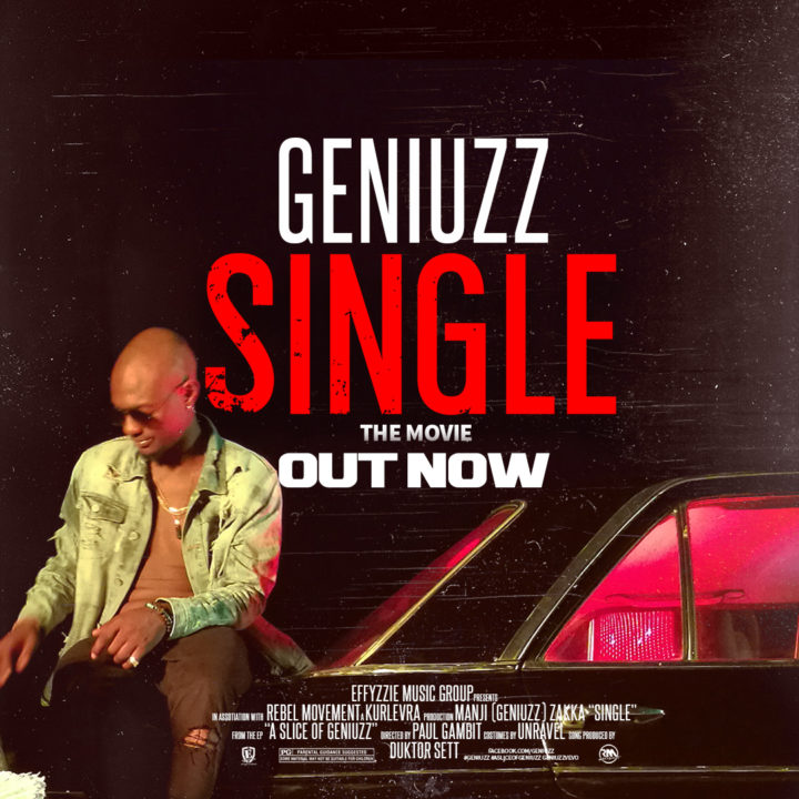 VIDEO: Geniuzz - Single