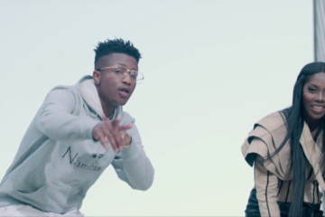 VIDEO: Emtee ft. Tiwa Savage – Me And You