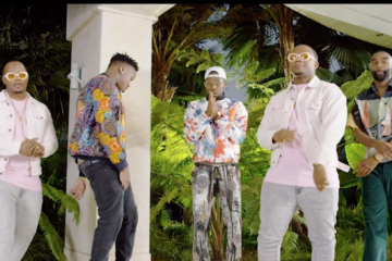 VIDEO: Major League ft. Patoranking, Riky Rick & Kly – Do Better
