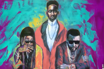 Mr Eazi & Major Lazer – Leg Over (Remix) ft. French Montana & Ty Dolla Sign