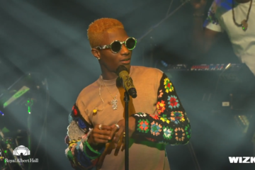 LIVE STREAM: Wizkid x Yxng Bane @ The Royal Albert Hall, London