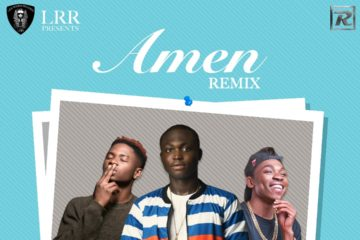 VIDEO: Yovi ft. Lil Kesh x Mayorkun – Amen (Remix)