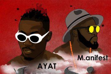 AYAT – Kudi ft M.anifest (Prod. Magnom)