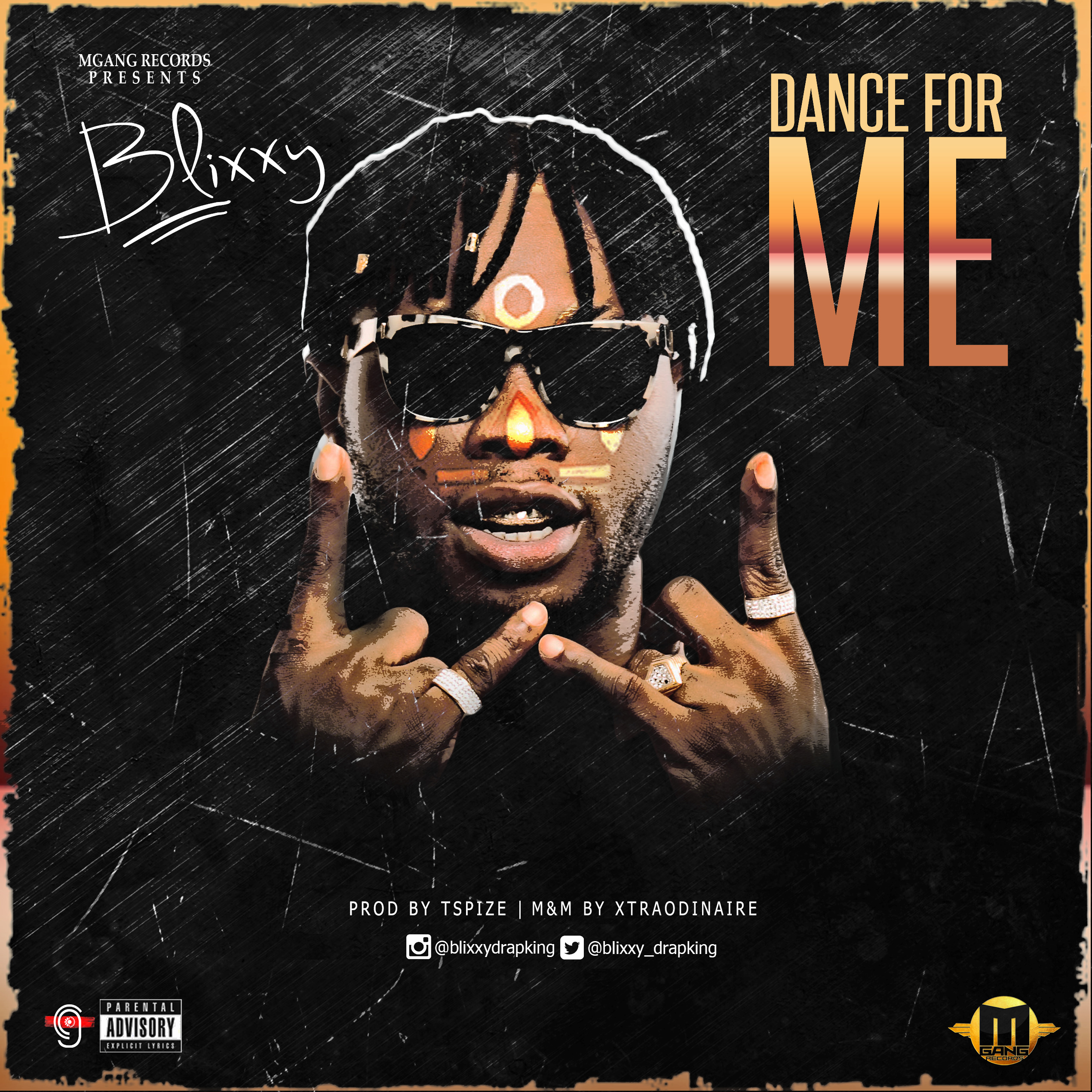 Blixxy – Dance For Me