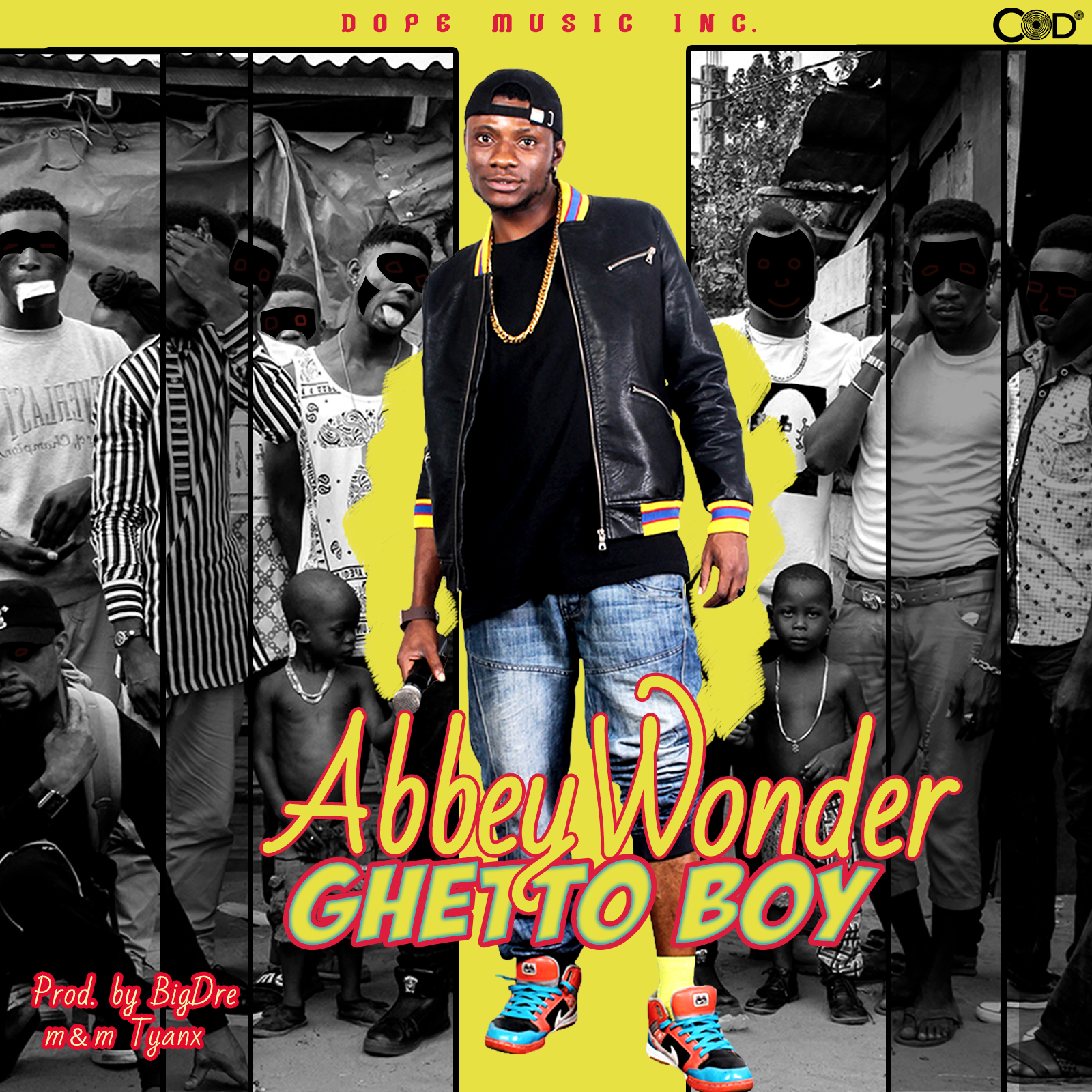 Abbey Wonder – Ghetto Boy