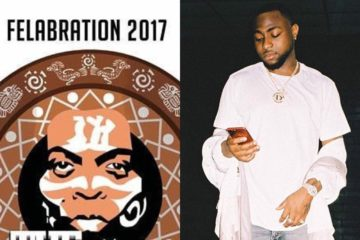 Davido Disappoints Fans, Cancels Performance At Felabration