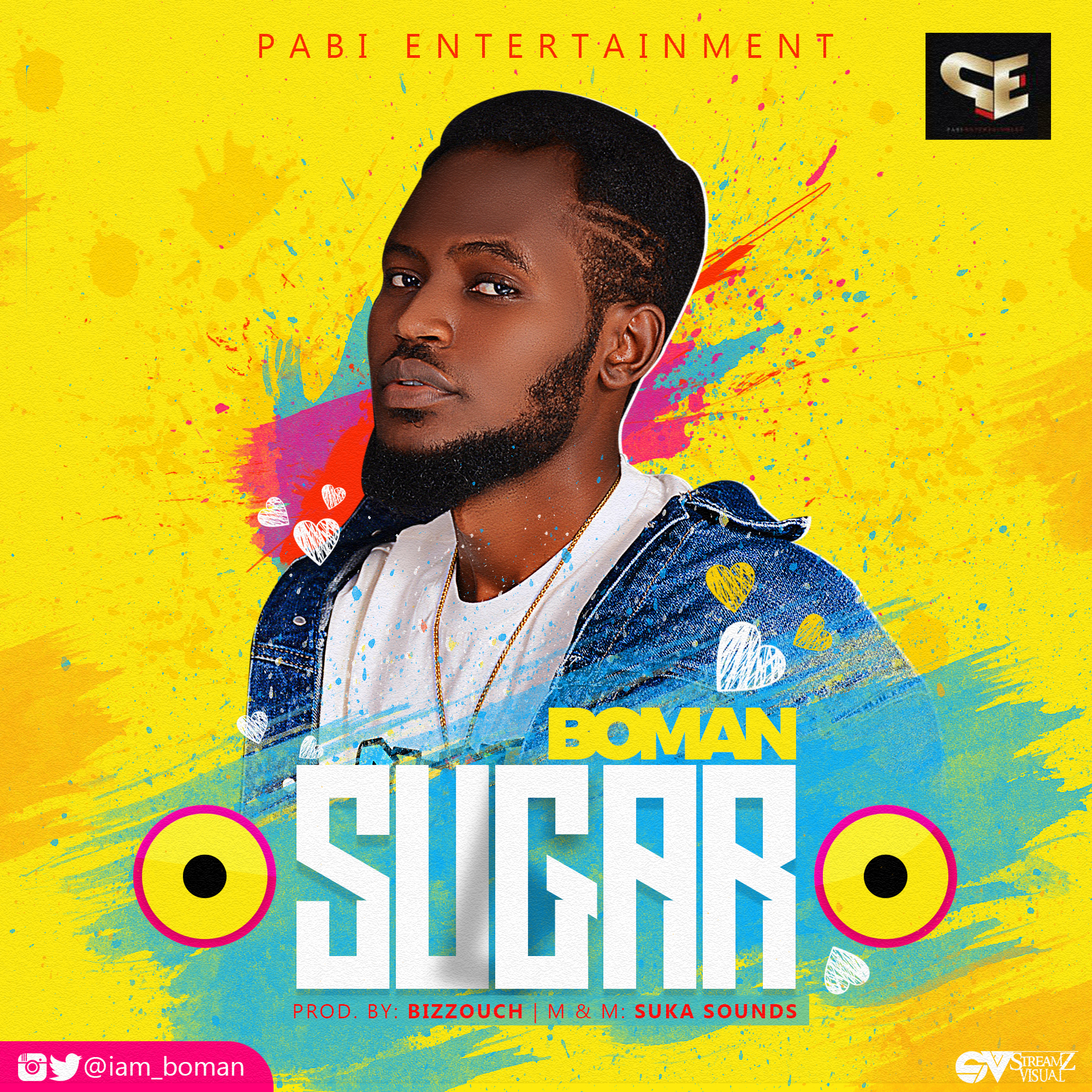 Boman – Sugar
