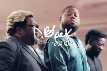 VIDEO: D-Black ft Bisa Kdei – Julie