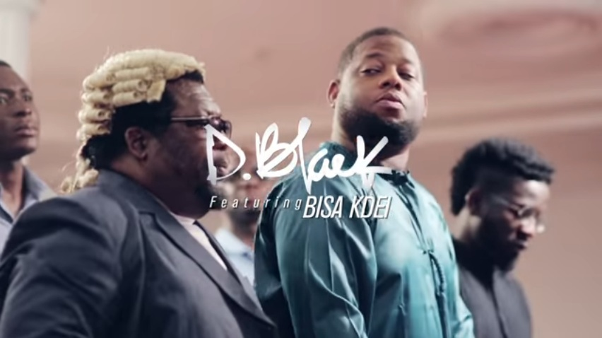Julie Official Video by D-Black ft Bisa Kdei   Latest Naija