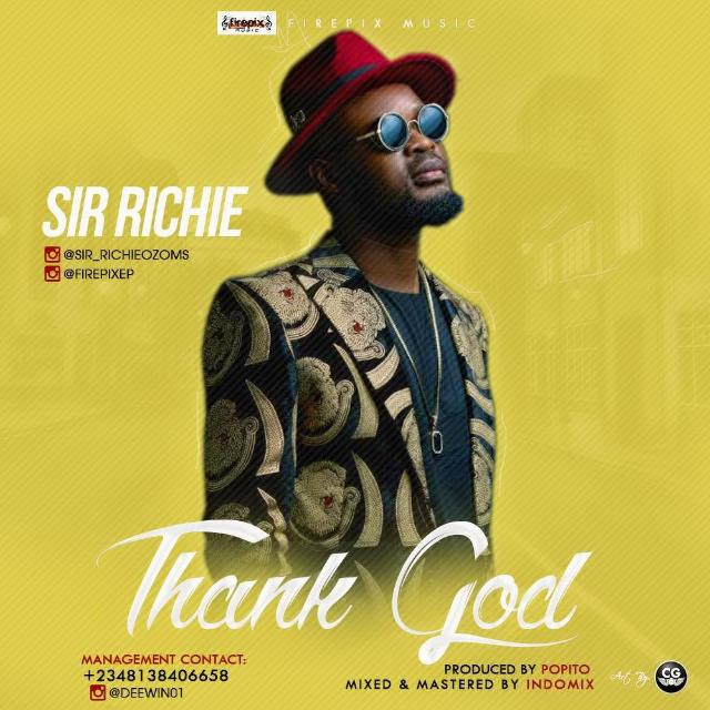 Sir Richie - Thank God