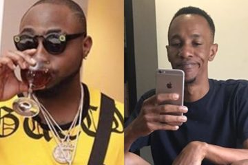 Davido responds to the accusation of abandoning his dead friend at the hospital
