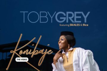 VIDEO: Toby Grey – Konibaje ft. 9ice X Skales