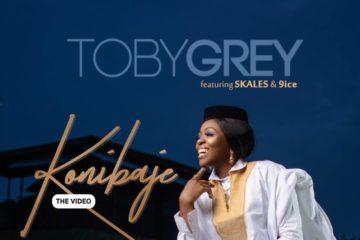 VIDEO: Toby Grey – Konibaje ft. 9ice X Skales