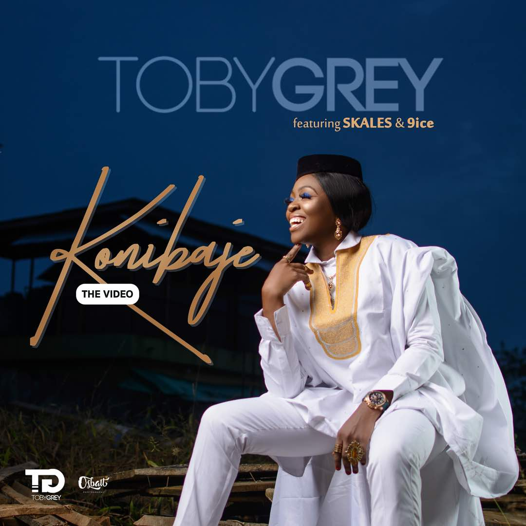 VIDEO: Toby Grey - Konibaje ft. 9ice X Skales