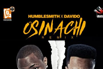 """""""I wouldn't have collaborated with Humblesmith if I didn't fall out with my Baby mama's father…"""" – Davido"""