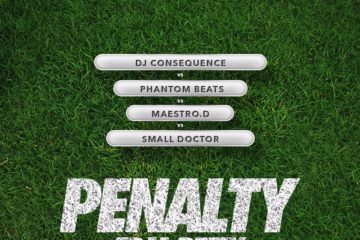 DJ Consequence x Phantom x Maestro D x Small Doctor – Penalty (EDM Refix)