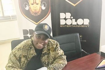 "Teni Entertainer Signs Record Deal With Dr Dolor Entertainment, Shoots Video For ""Fargin'"