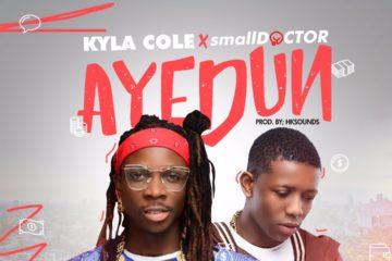 VIDEO: Kyla Cole Ft. Small Doctor – AYEDUN