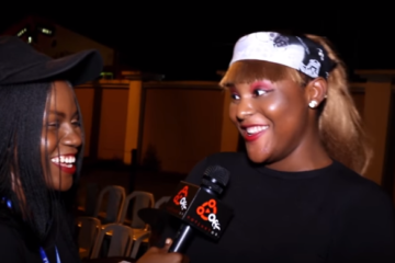 "NotjustOk TV: ""Lyrics On The Street"" At The New Afrika Shrine   Felabration Edition"