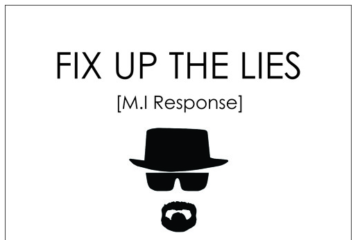 Lord V – Fix Up The Lies (M.I Response)