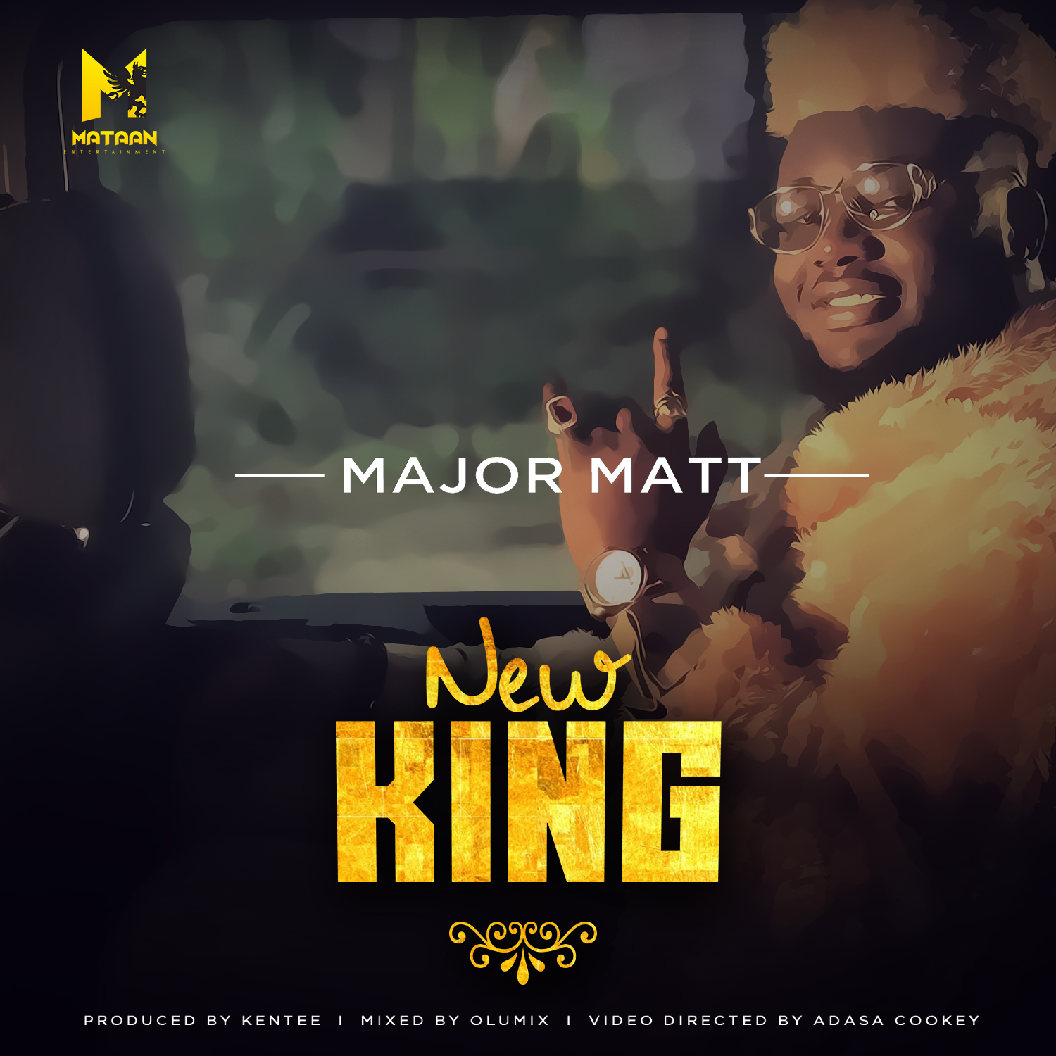 Major Matt – New King