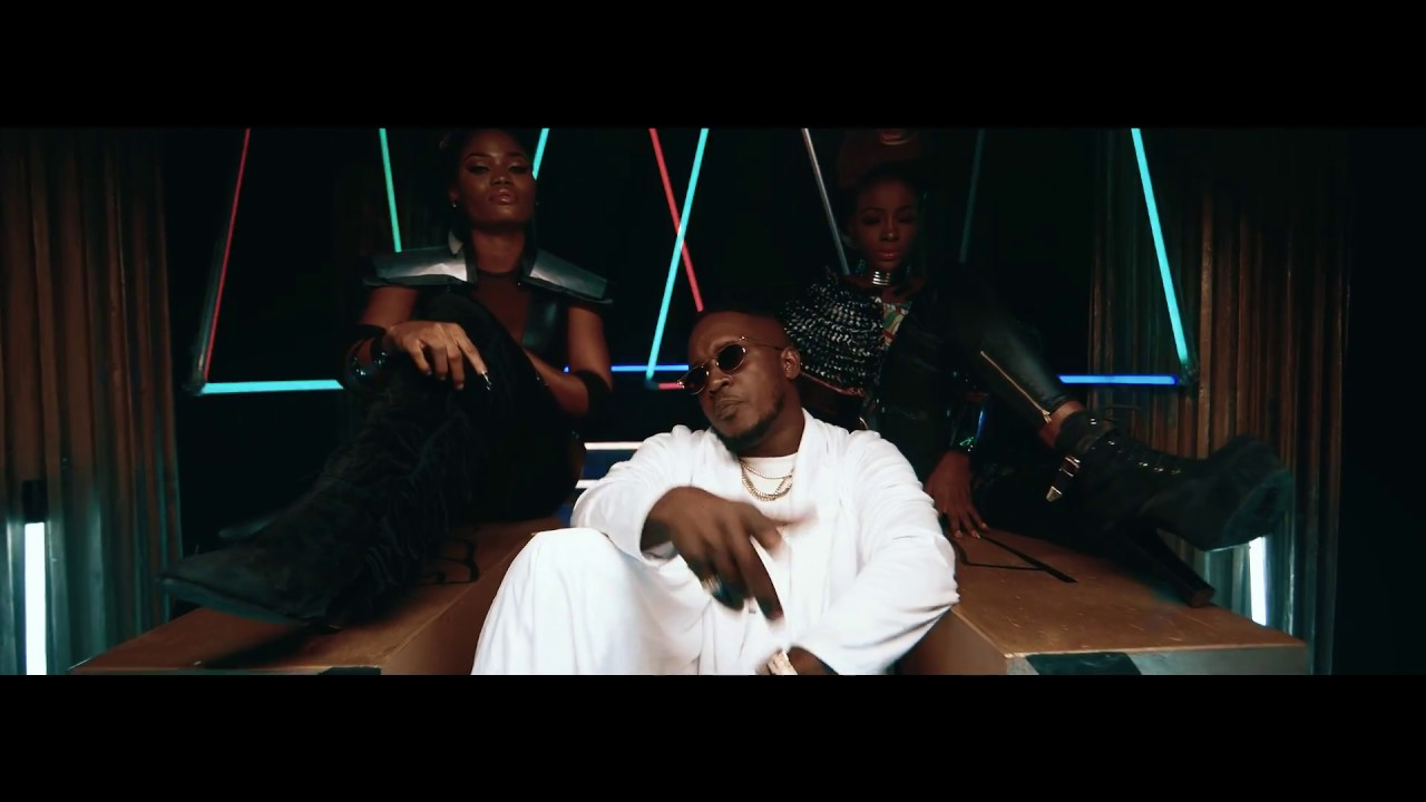 VIDEO: M.I Abaga - You Rappers Should Fix Up Your Lives
