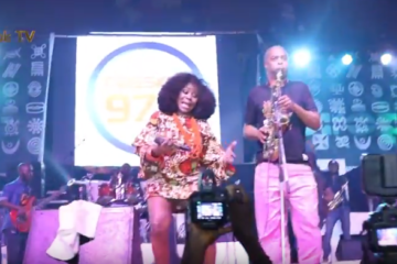 NotjustOk TV: Adekunle Gold, Omawumi, Skuki, Bez, Sugarboy + More | Felabration 2017 [Day 4 Highlights]