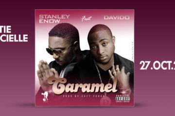VIDEO: Stanley Enow – Caramel Ft. Davido (B.T.S)