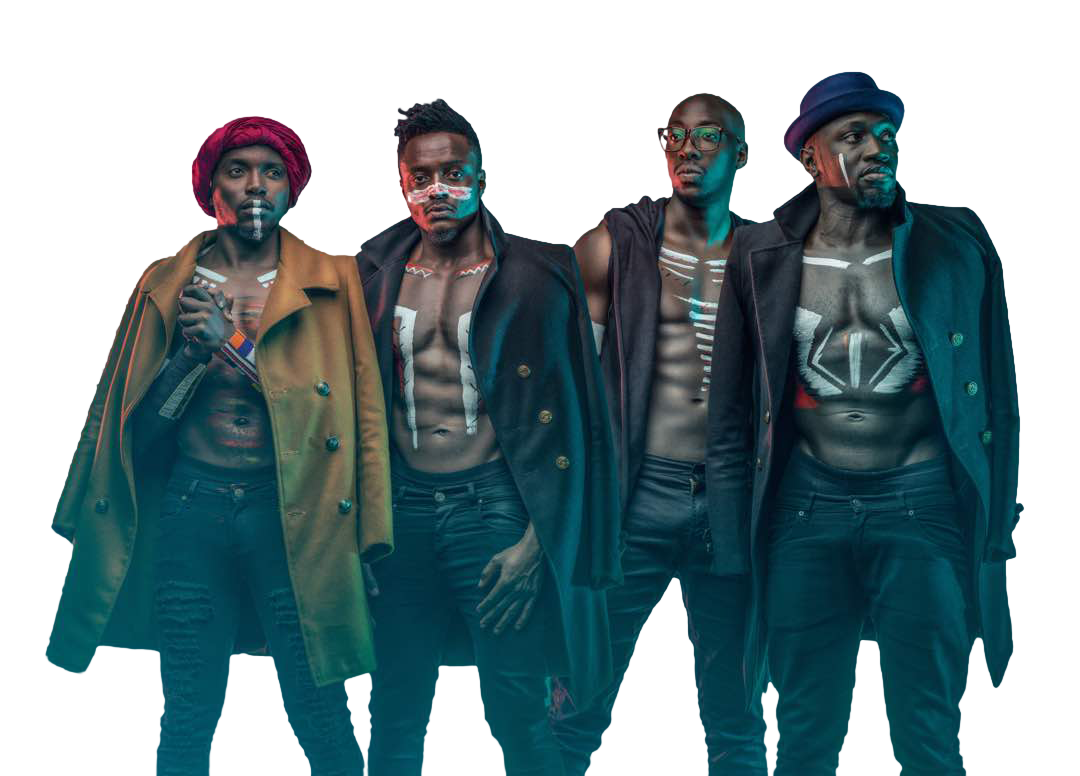 Bien-Aimé Baraza, Willis Chimano, Savara Mudigi, Polycarp Otieno - Sauti Sol