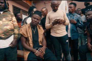 VIDEO: Stonebwoy – Hero
