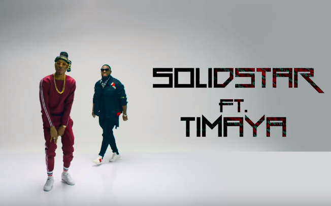 VIDEO: Solid Star Ft. Timaya - Silicon
