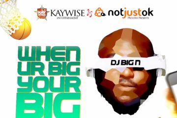 Kaywise Entertainment X Notjustok – Mix Of The Week 5