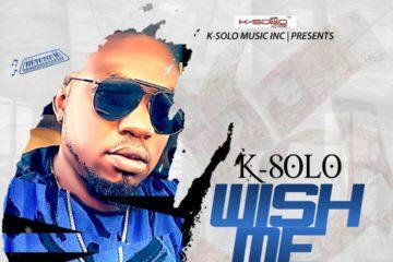 K-Solo – Wish Me Well