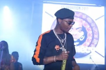 NotjustOk TV: Wizkid Best Moments At Felabration 2017