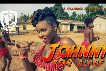 Yemi Alade JOHNNY Now Most Viewed Nigerian Music Video on Youtube