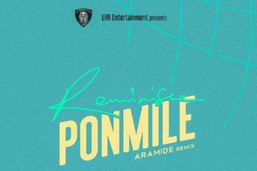 VIDEO: Reminisce – Ponmile (Aramide Remix)