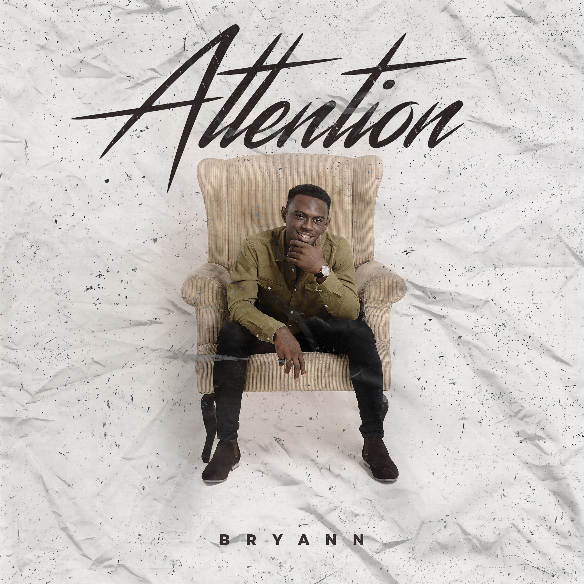 BRYANN – ATTENTION (Audio & Video) -FOR IMMEDIATE POST
