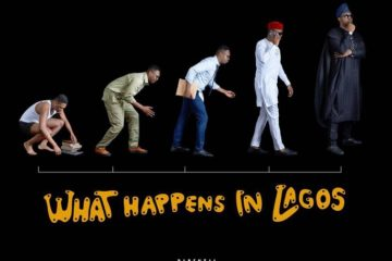 "Ajebutter22 Releases ""What Happens In Lagos"" Album 