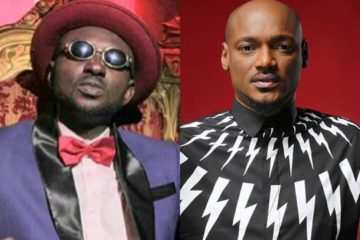 Blackface Releases Conversation Between Himself & 2Baba To Prove His Song Was Stolen