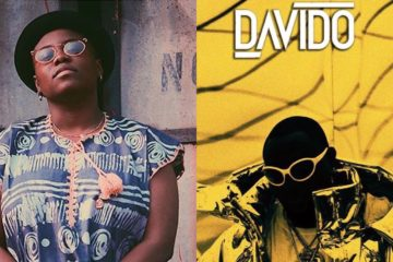 "Teni Entertainer Wrote ""Like Dat"" For Davido & Fans Are Calling Her Out For Announcing It"