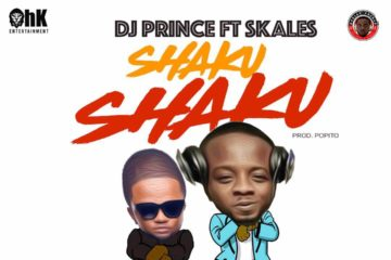 VIDEO: DJ Prince ft. Skales – Shaku Shaku