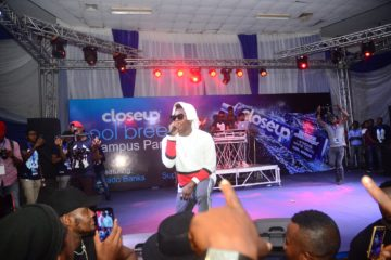 #CoolLikeThatEnugu Reekado Banks, DJ Altims, Shutdown Enugu At Closeup Cool Breeze Cool Like That Party, Next…UNIBEN