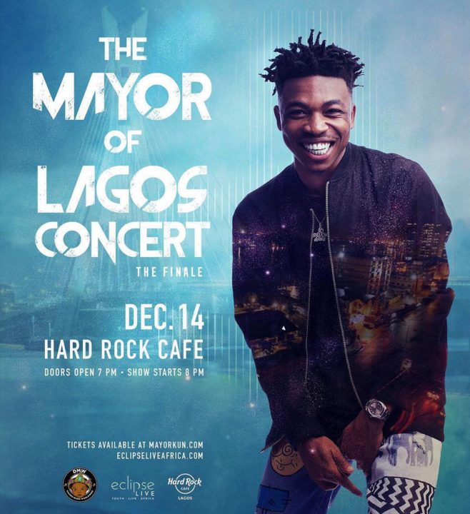 "Mayorkun Set To Close Out Nigerian Tour With ""Mayor of Lagos"" Concert in Lagos"