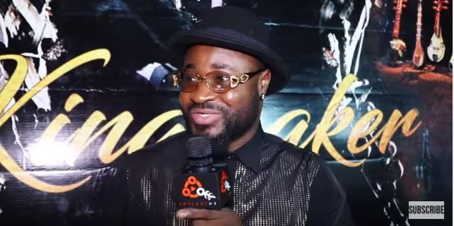"NotjustOk TV: ""Kingmaker Album Will Shock The World"" - Harrysong 