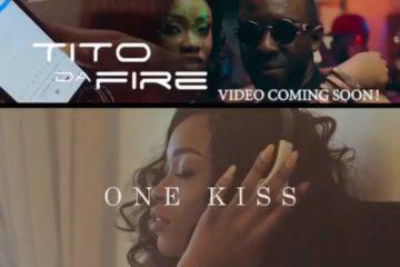 VIDEO: Tito Da Fire – One Kiss
