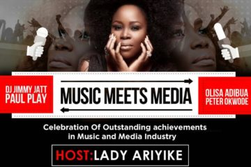 Meets Media Festival Edition Featuring Omawumi, DJ Jimmy Jatt, Yemi Alade, Olisa and More