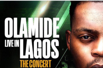 Olamide Live In Lagos: The Concert #OLIC4 || Dec. 17, 2017