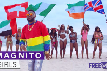 VIDEO: Magnito – Girls