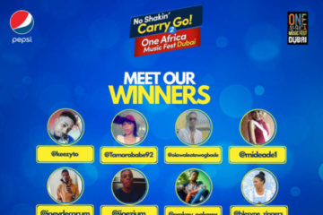 Pepsi Stormed Hard Rock Cafe With The No Shakin Carry Go 2 Dubai Winner Selection Party