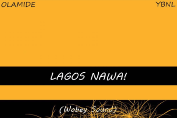 "Olamide Reveals Album Art & Tracklist To 7th Studio Album ""Lagos Nawa"""